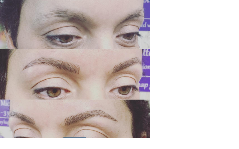 Ideal eyebrows for about a year with innovative cosmetic procedure